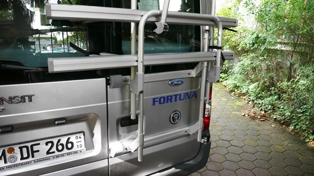 Euro Carry  Fahrradträger Ford Transit  ab 2000
